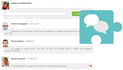 commentaires illustration