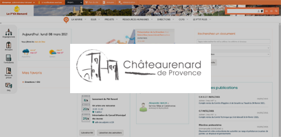 Plateforme Chateaurenard