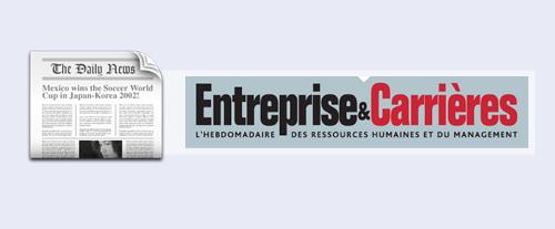 Entreprise et carrières Presse